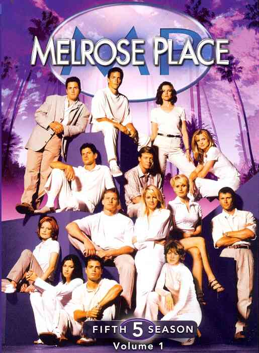 MELROSE PLACE:FIFTH SEASON VOL 1 BY MELROSE PLACE (DVD)